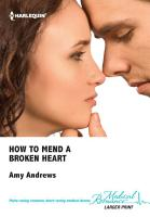 How To Mend A Broken Heart PDF