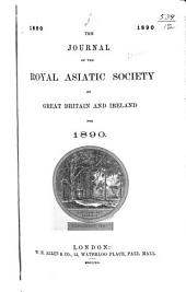 Journal of the Royal Asiatic Society of Great Britain and Ireland: Volume 22