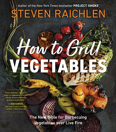 How to Grill Vegetables PDF