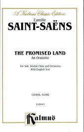 Promised Land: Choral Worship Cantata