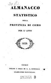 Almanacco Della Provincia Di Como: Volume 1