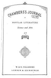 Chambers S Journal Book PDF