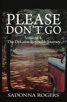 Please Don t Go PDF