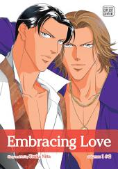 Embracing Love, Vol. 1 (Yaoi Manga): 2-in-1 Edition