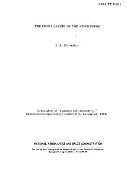 The Upper Layers of the Atmosphere PDF