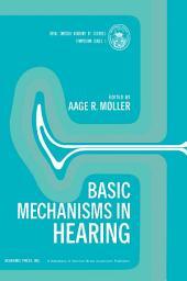 Basic Mechanisms in Hearing
