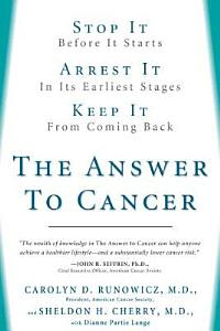 The Answer to Cancer PDF