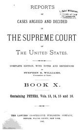 Reports of Cases Argued and Decided in the Supreme Court of the United States: 1-351 U.S; 1790- October term, 1955, Book 10