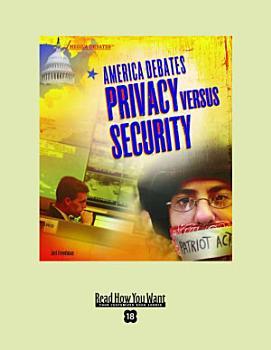 Privacy Versus Security PDF