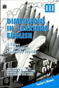 Dimensions in Learning English Iii Tm PDF