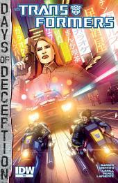 Transformers #36: Days of Deception