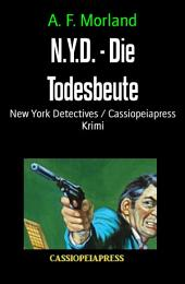 N.Y.D. - Die Todesbeute: New York Detectives