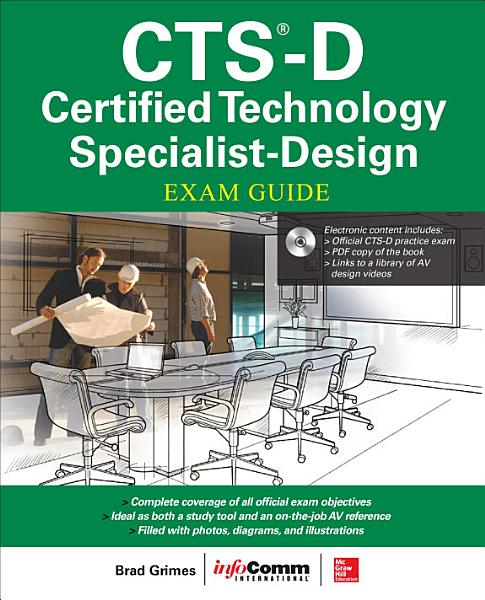 CTS D Certified Technology Specialist Design Exam Guide PDF
