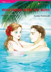 HONEYMOON WITH THE BOSS: Harlequin Comics
