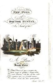 The Tour of Doctor Syntax, in Search of the Picturesque: A Poem