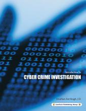 Cyber Crime Investigation: Introduction To