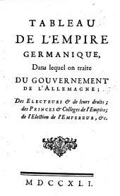 Tableau De L'Empire Germanique