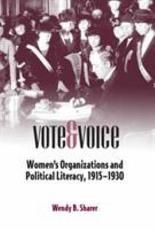 Vote and Voice PDF