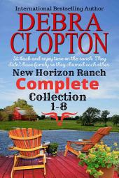 Cowboys of New Horizon Ranch Boxed Set 1-7