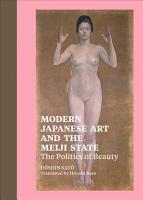 Modern Japanese Art and the Meiji State PDF