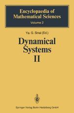 Dynamical Systems II PDF