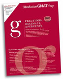 Fractions  Decimals  and Percents GMAT Preparation Guide  2nd Edition