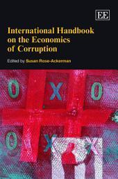 International Handbook on the Economics of Corruption