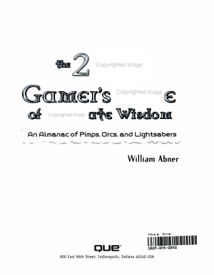 Gamer s Tome of Ultimate Wisdom