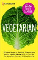Vegetarian Recipe Sampler PDF