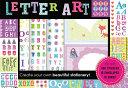 Letter Art Sticker and Note Box PDF
