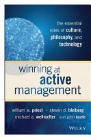 Winning at Active Management PDF