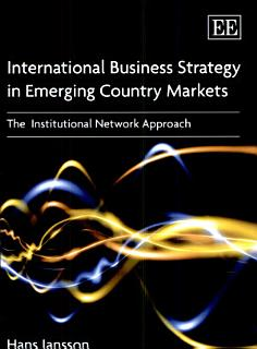 International Business Strategy in Emerging Country Markets Book