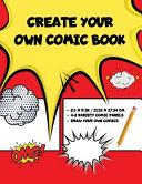 Create Your Own Comic Book PDF