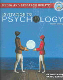Invitation to Psychology, Media and Research Update 2/e and S/G 2/e Package