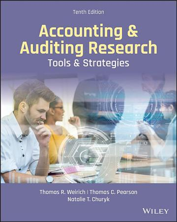 Accounting and Auditing Research PDF