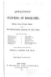 Appletons Cyclop Dia Of Biography Book PDF