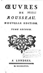 Oeuvres de Rousseau