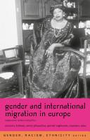 Gender and International Migration in Europe PDF