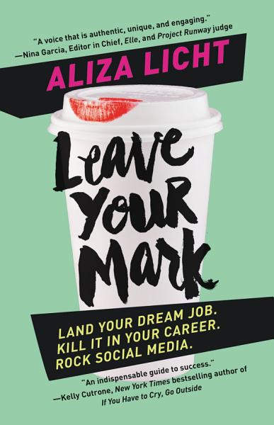Download Leave Your Mark Book