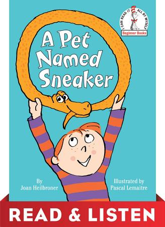 A Pet Named Sneaker  Read   Listen Edition PDF