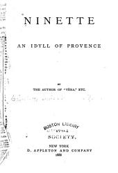 Ninette: An Idyll of Provence