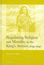 Regulating Religion and Morality in the King s Armies PDF