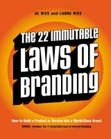 The 22 Immutable Laws of Branding PDF