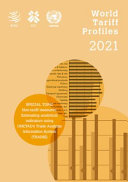 World Tariff Profiles 2021