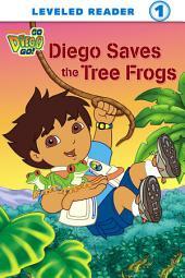 Diego Saves the Tree Frogs (Go, Diego, Go!)