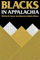Blacks in Appalachia PDF