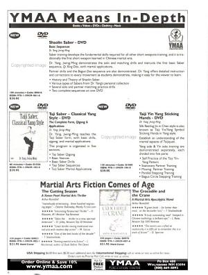 Journal of Asian Martial Arts PDF