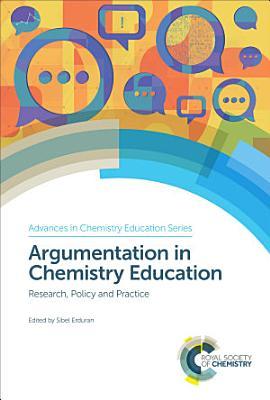 Argumentation in Chemistry Education