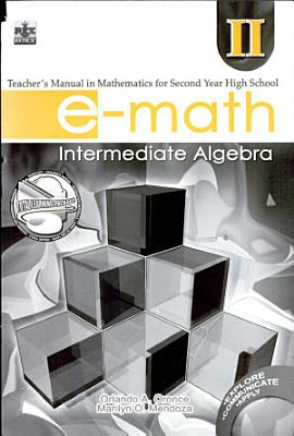 E math Ii Tm  2007 Ed  intermediate Algebra