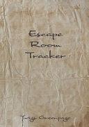 Escape Room Tracker PDF